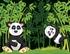 Hình ảnh của Tranh Xếp hình 63 mảnh - Bố Con Gấu Trúc 63-150