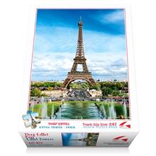 Hình ảnh của Tranh Xếp hình 247 mảnh - Tháp Eiffel 247-071