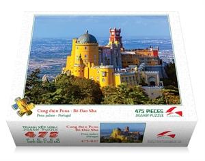 Hình ảnh của Tranh Xếp hình 475 mảnh - Cung Điện Pena Bồ Đào Nha 475-037
