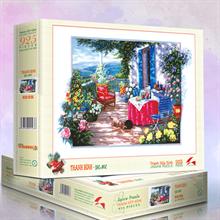 Hình ảnh của Tranh Xếp hình 925 mảnh - Thanh Bình 925-026